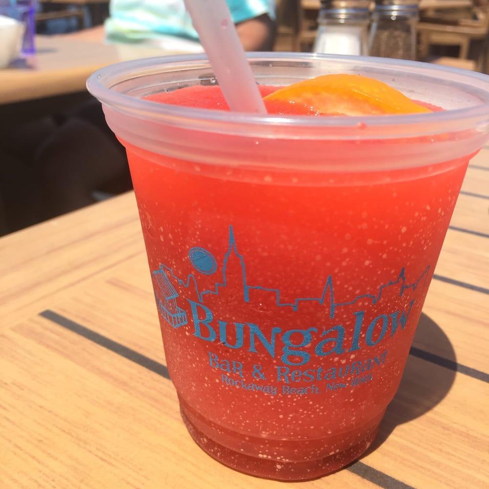 Bungalow Bar And Restaurant: Frozen Rum Punch