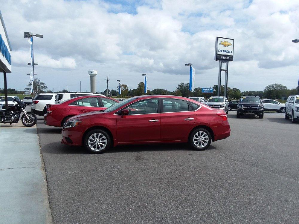 Medlin Chevrolet: 6246 NC-11, Ayden, NC