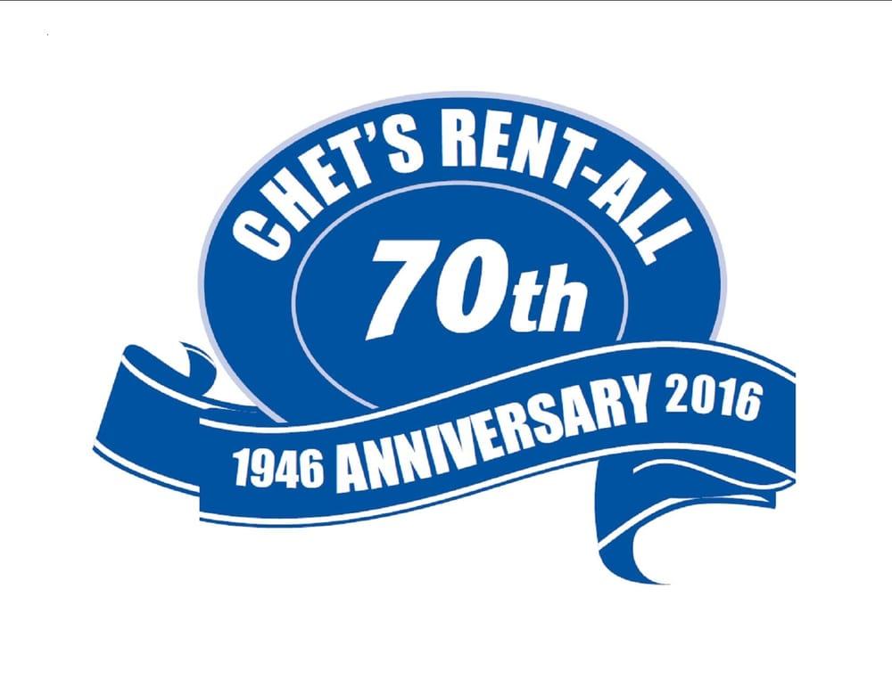 Chet's Rent-All: 3009 Coolidge Hwy, Berkley, MI
