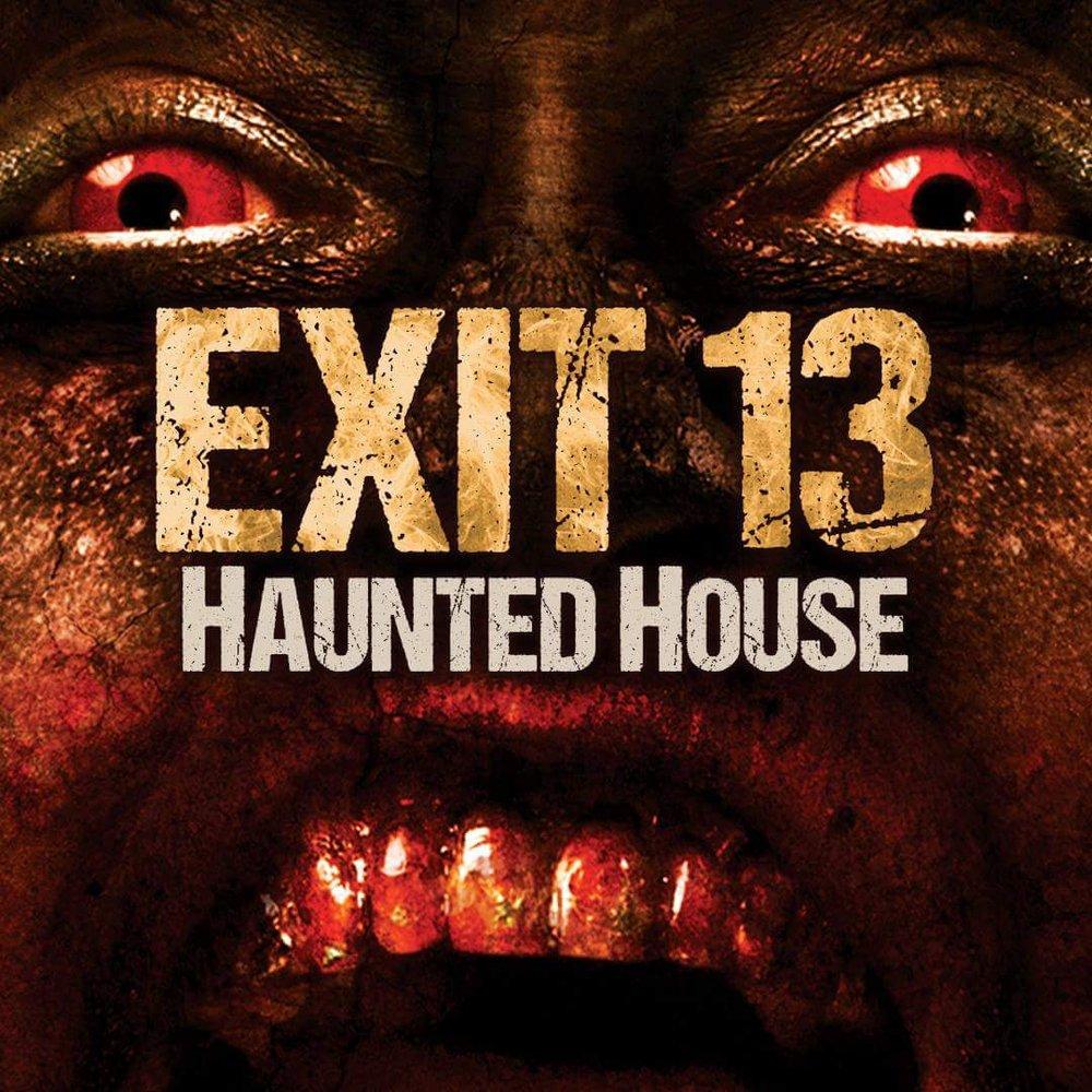 Exit 13  Haunted House: 6069 N Saginaw Rd, Mount Morris, MI