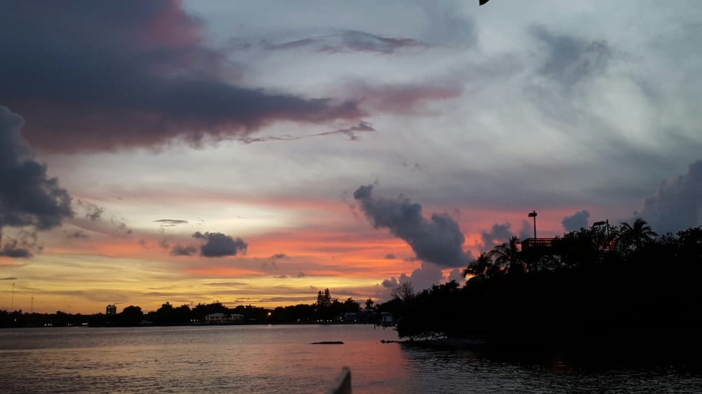 Photo of Le Tub - Hollywood, FL, United States. Sunset