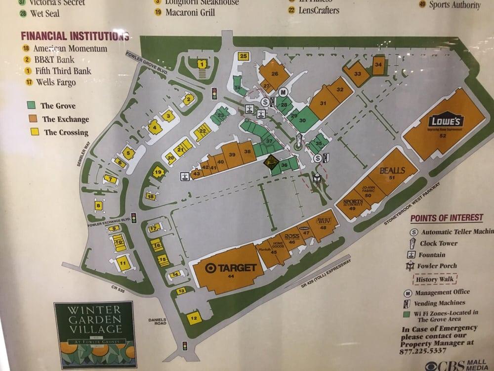 Excellent Map Of Winter Garden Florida Images Exterior Ideas 3d
