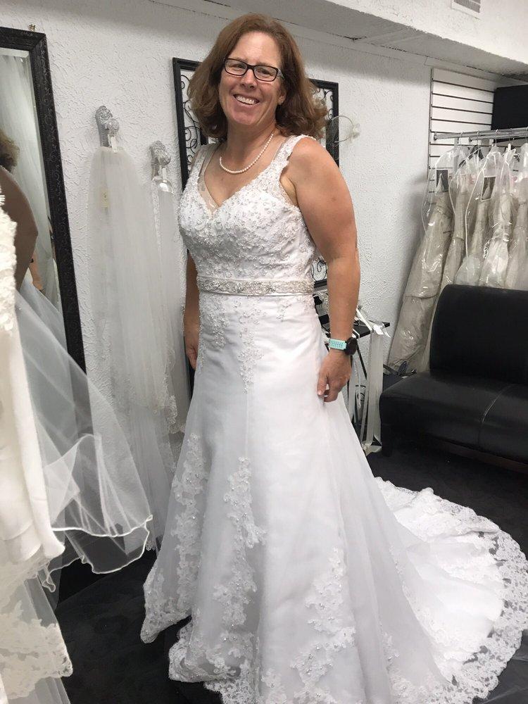 Cherished Bridals, Bridal Sample Outlet - 43 Photos & 29 Reviews ...