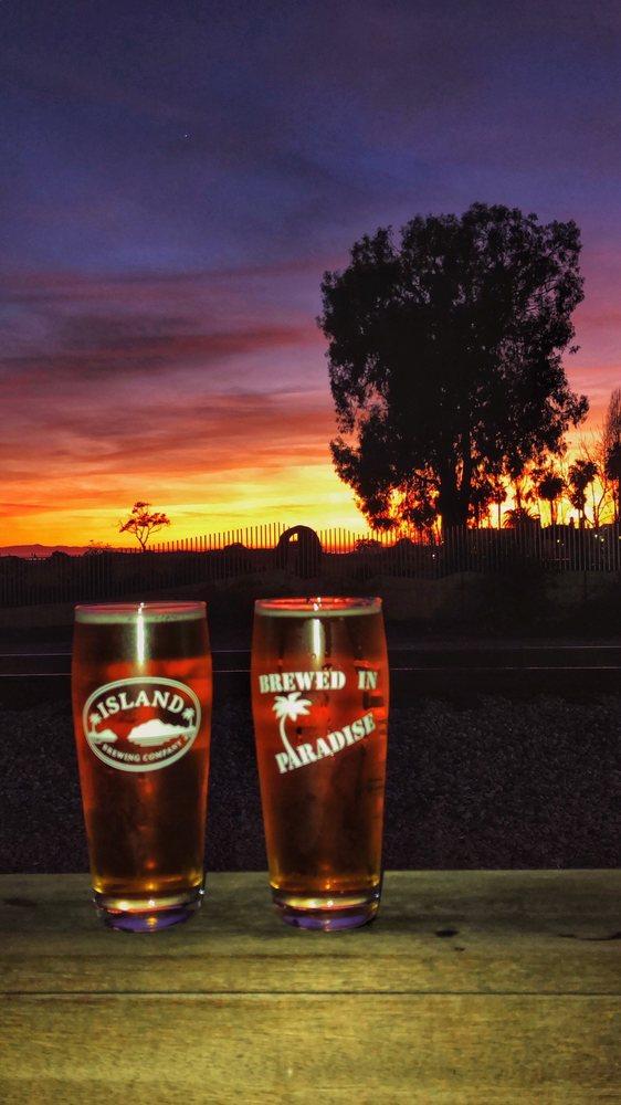 Island Brewing Company: 5049 6th St, Carpinteria, CA