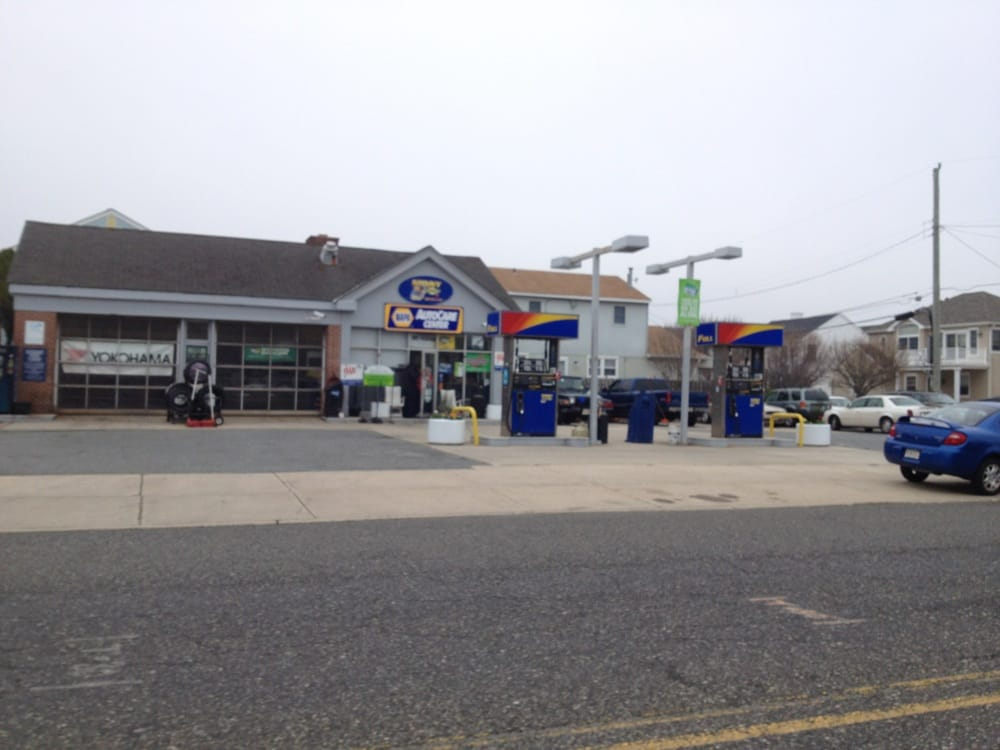Sunny Sunoco: 7701 Ventnor Ave, Margate City, NJ