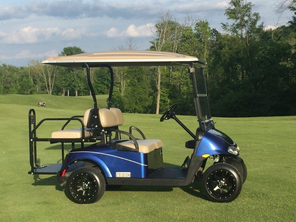 Beech Creek Golf Carts: 1831 Hudepohl Ln, Cincinnati, OH