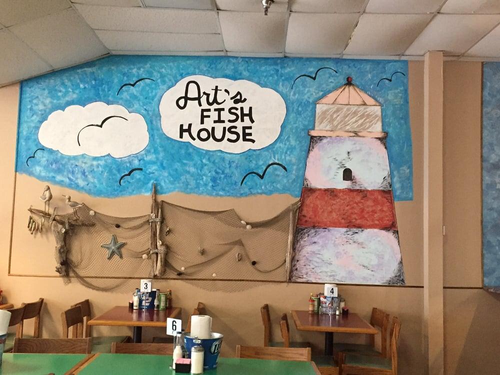 Arts fish house port lavaca texas