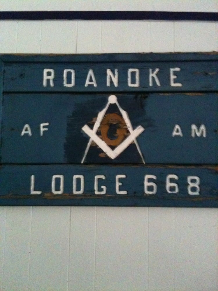 Roanoke Masonic Lodge 668