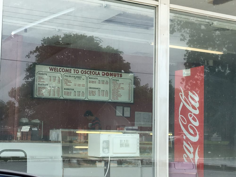 Osceola Donuts: 900 W Keiser Ave, Osceola, AR