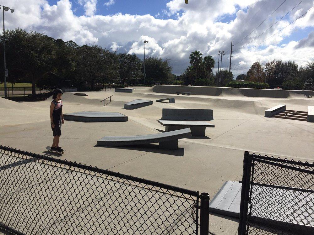 Riverside Skatepark: 1600 Lockwood Blvd, Oviedo, FL