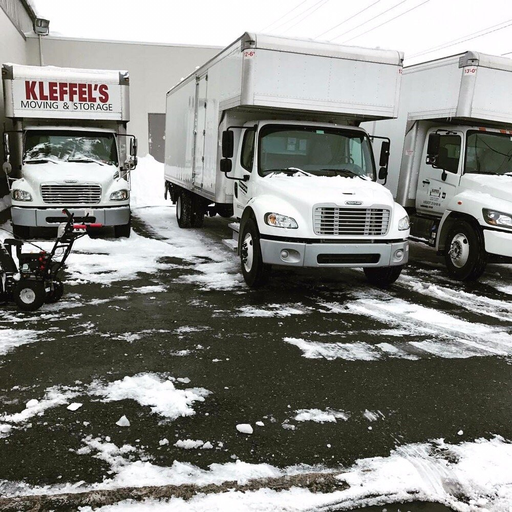 Kleffel's Moving & Storage: 515 S 3rd St, Hamburg, PA