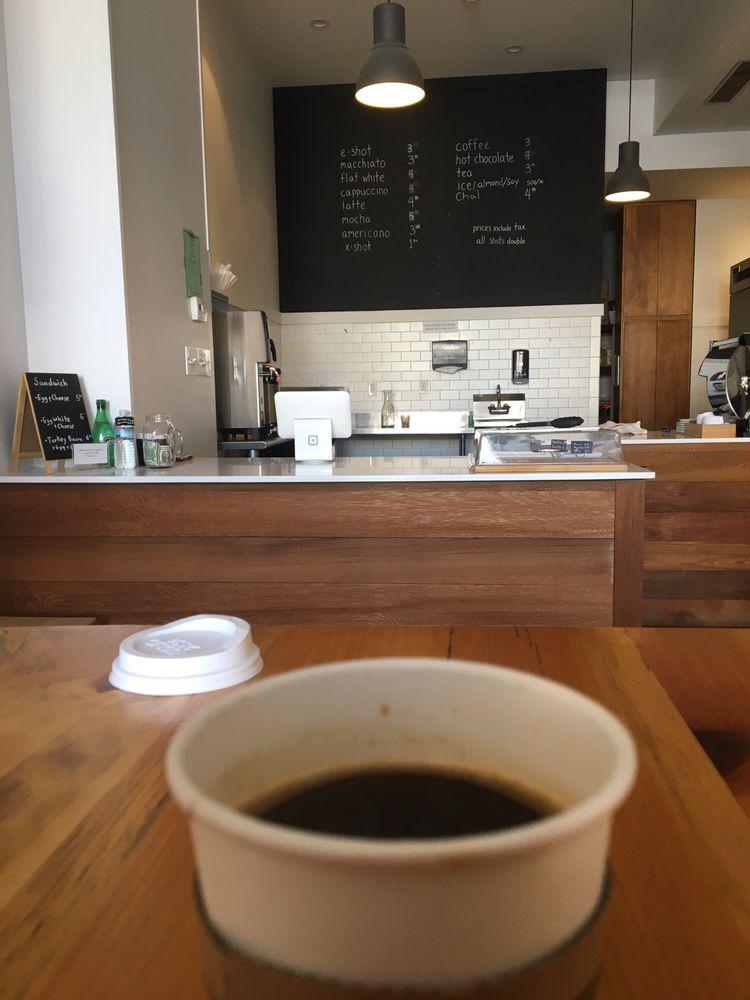 E-shot Cafe