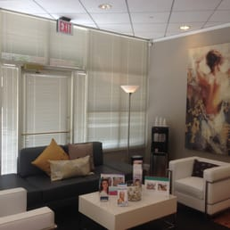 Waiting area yelp for Abaka salon coral gables