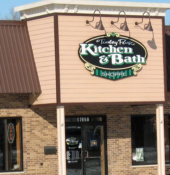 Tinley Park Kitchen And Bath Shoppe Inc 17050 Oak Park Ave Tinley Park Il