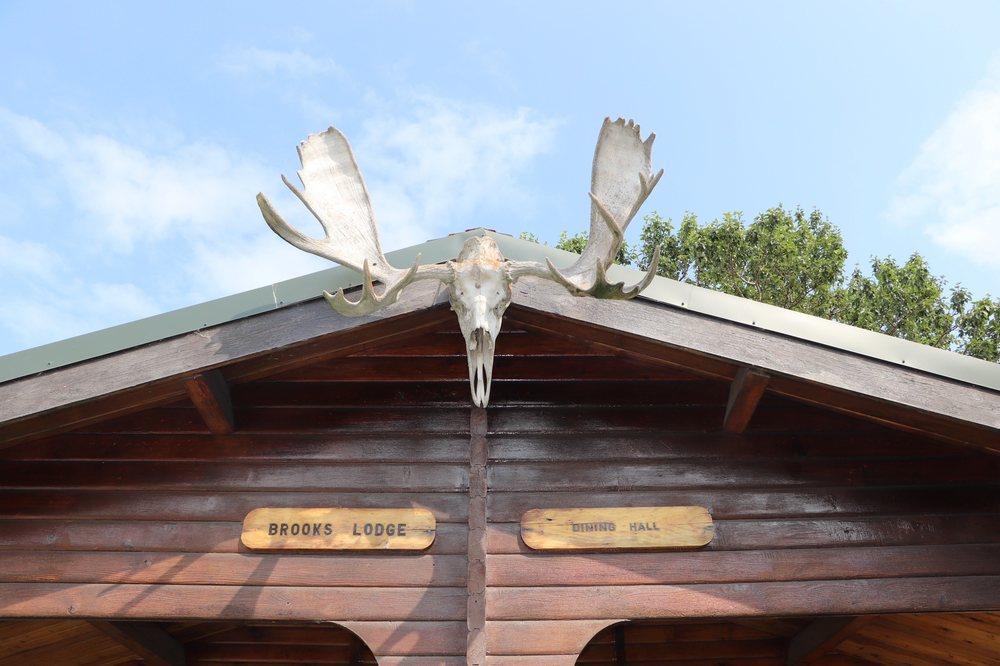Brooks Lodge: King Salmon, AK