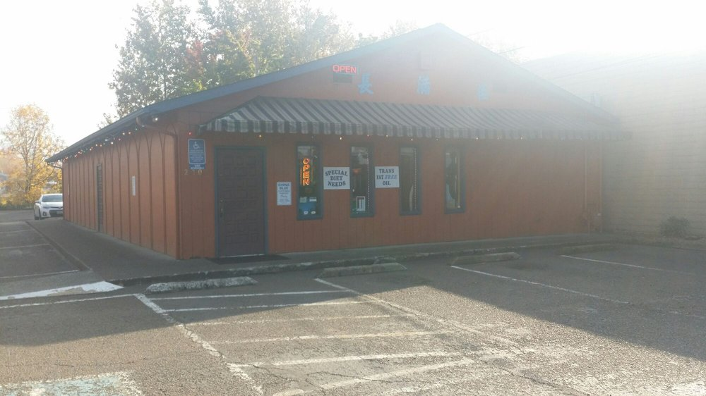 China Blue Restaurant: 2307 NW 9th St, Corvallis, OR