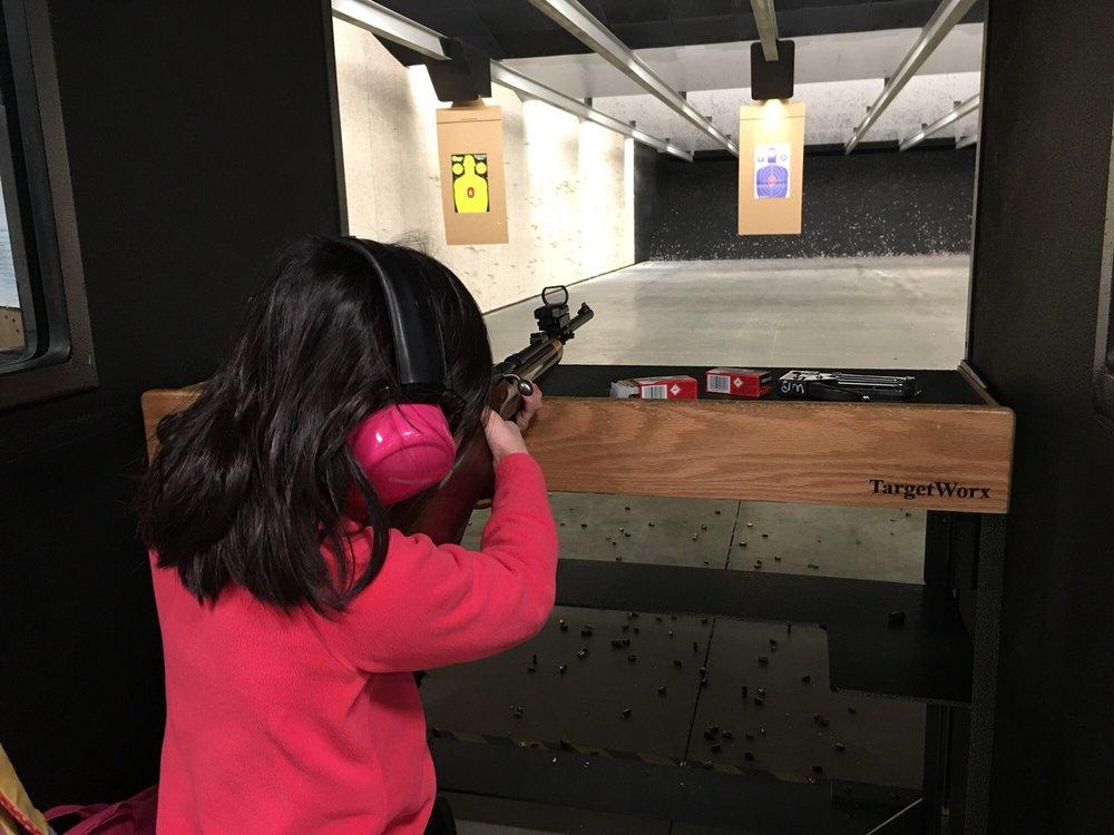Winding Brook Indoor Shooting Range