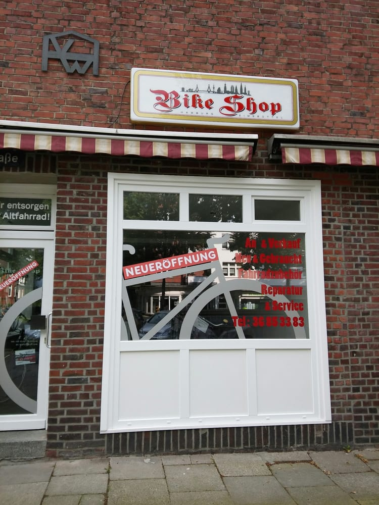 bike shop repara o de bicicletas bundesstr 79 eimsb ttel hamburgo hamburg alemanha. Black Bedroom Furniture Sets. Home Design Ideas