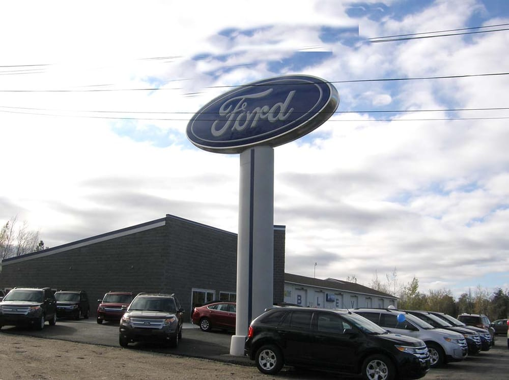 Blevins Ford, Inc: 1136 US Highway 11, Gouverneur, NY