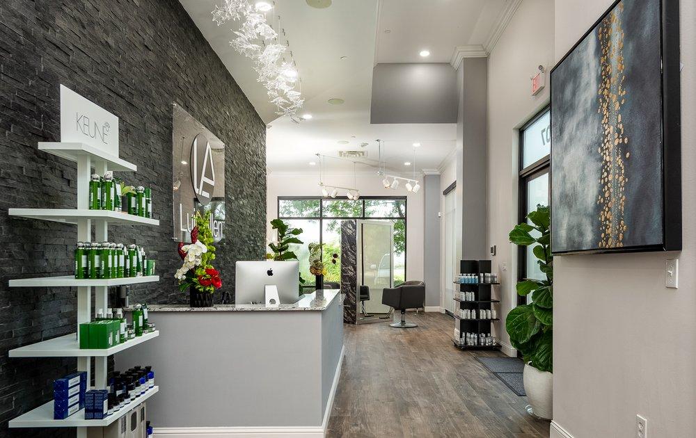 Luis Allen Hair Salon: 1407 Ridge Rd, Rockwall, TX