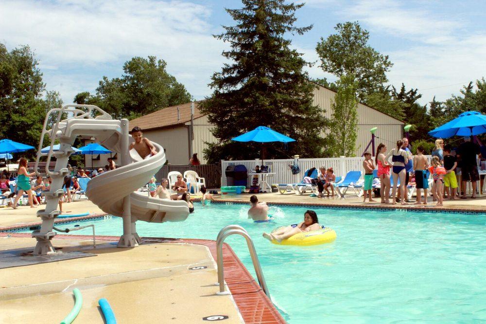 Sea Grove Camping Resort: 2665 N Route 9, Ocean View, NJ