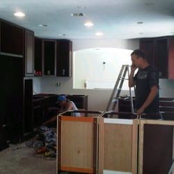 Photo Of Masterpiece Kitchen U0026 Remodel   Upland, CA, United States.  Progress Photo