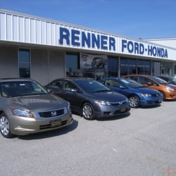 renner ford honda car dealers 3055 central ave