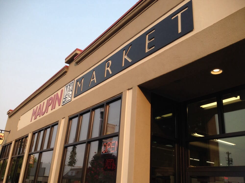 Maupin Market: 507 Deschutes Ave, Maupin, OR