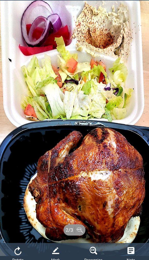 King Fried Chicken HALAL