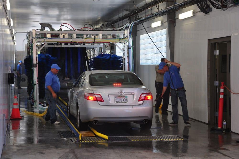 Car Wash San Luis Obispo: Photos For Quiky Car Wash