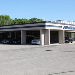 Jensen Motors Get Quote Motor Mechanics Repairers