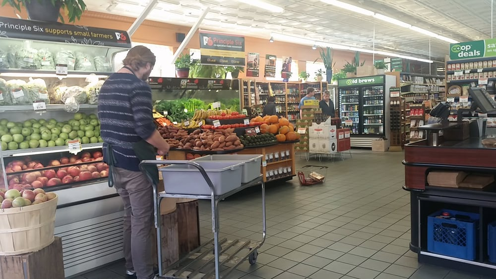 Roanoke Natural Foods Co Op Downtown Roanoke