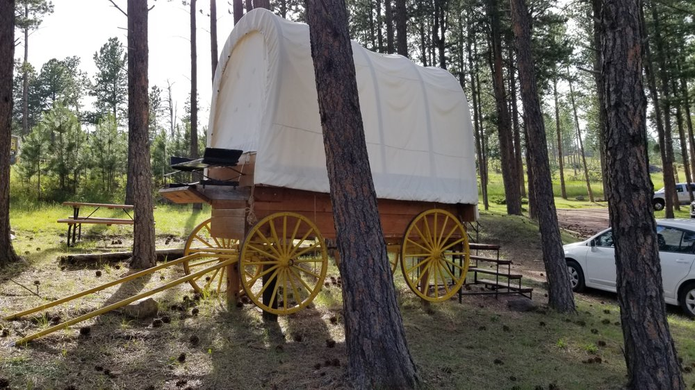 Fort Welikit Family Campground: 24992 Sylvan Lake Rd, Custer, SD