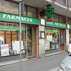 Farmacia metalla parafarmacie viale umbria 19 porta - Farmacia porta venezia milano ...