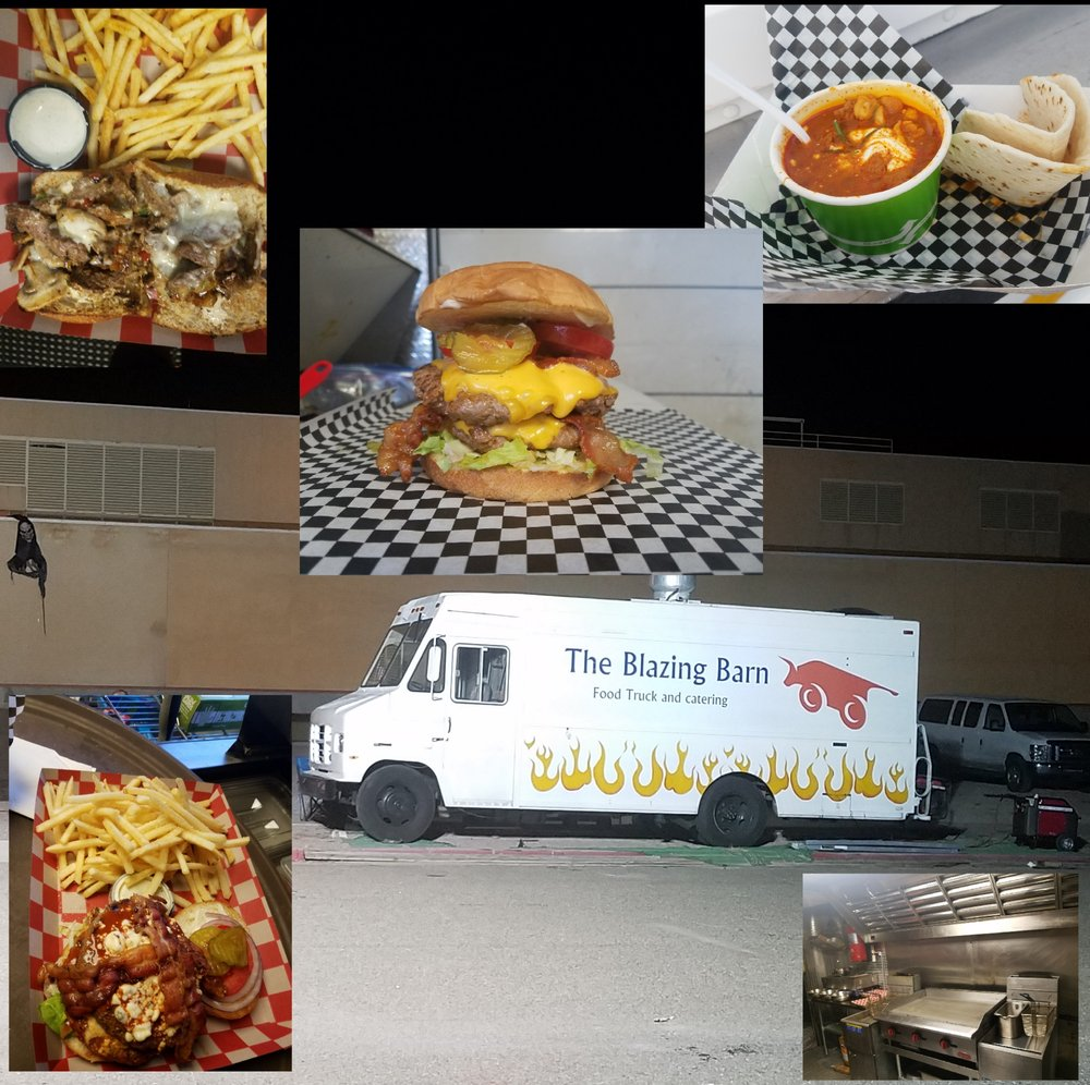 The Blazing Barn Can Take Care Of All Your Food Truck