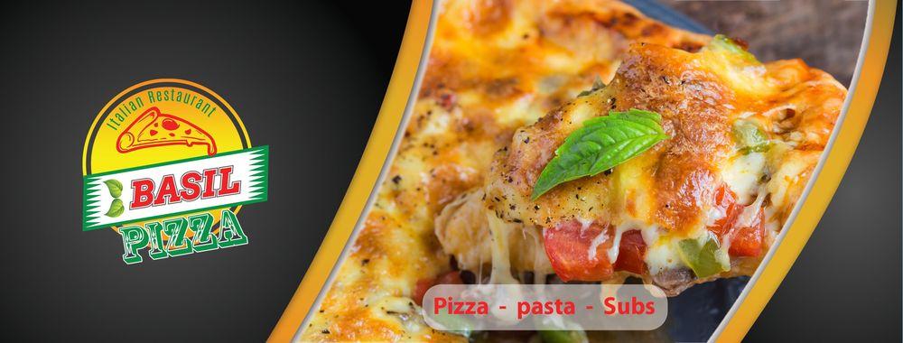 Basil Pizza: 248 W Main St, Dublin, VA