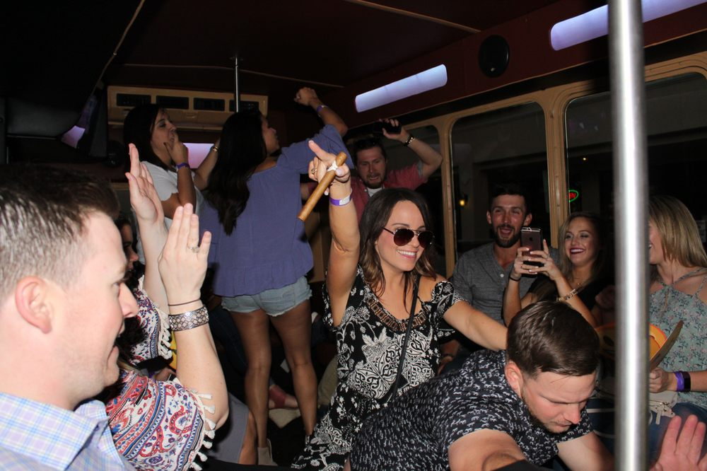 The Party Bus: Houston, TX