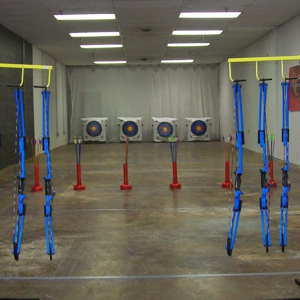 Orion Archery Indoor Range: 182 West Simon Blvd, Holts Summit, MO