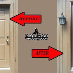 Photo of Protector Window \u0026 Door - Detroit MI United States. Before \u0026  sc 1 st  Yelp & Protector Window \u0026 Door - Shades \u0026 Blinds - 15444 Gratiot Ave ...