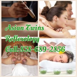 Photo Of Asian Twins Foot Massage San Diego Ca United States
