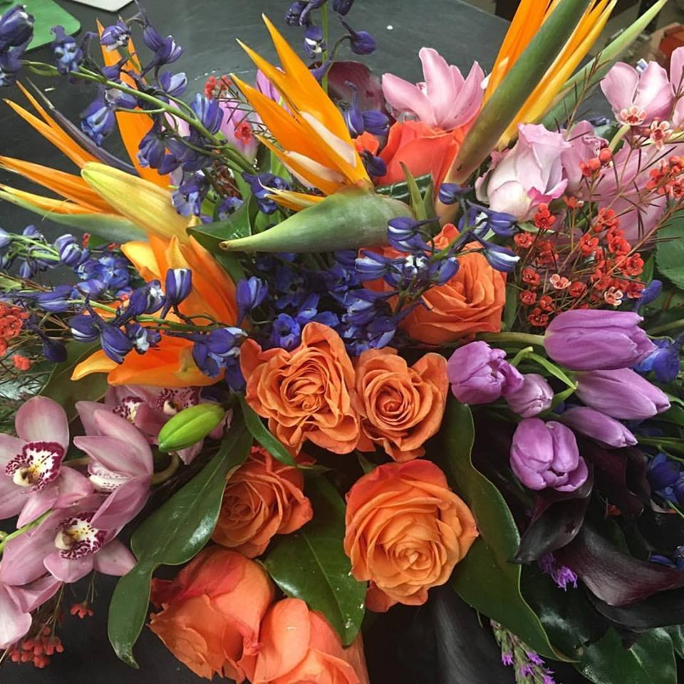 Bask in the colors of autumn send a colorful birthday flower photo of plaza flowers center city philadelphia pa united states bask in izmirmasajfo