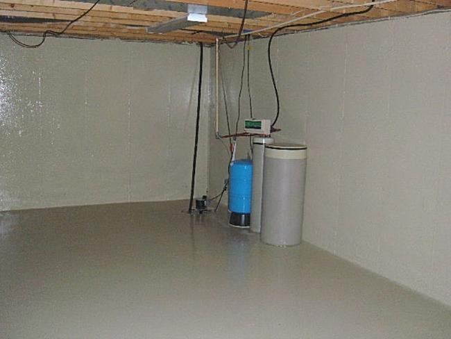 Anderson Basement Waterproofing: 258 W Broadway St, Bradley, IL