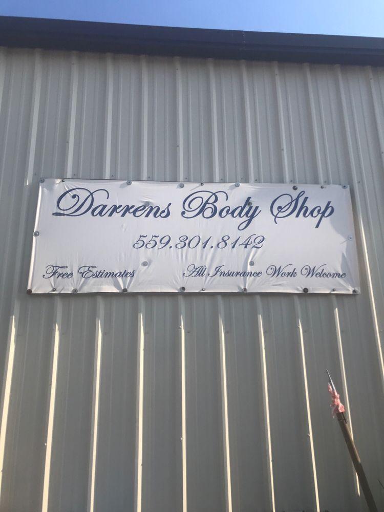 Darrens Body Shop: 15445 W A St, Kerman, CA