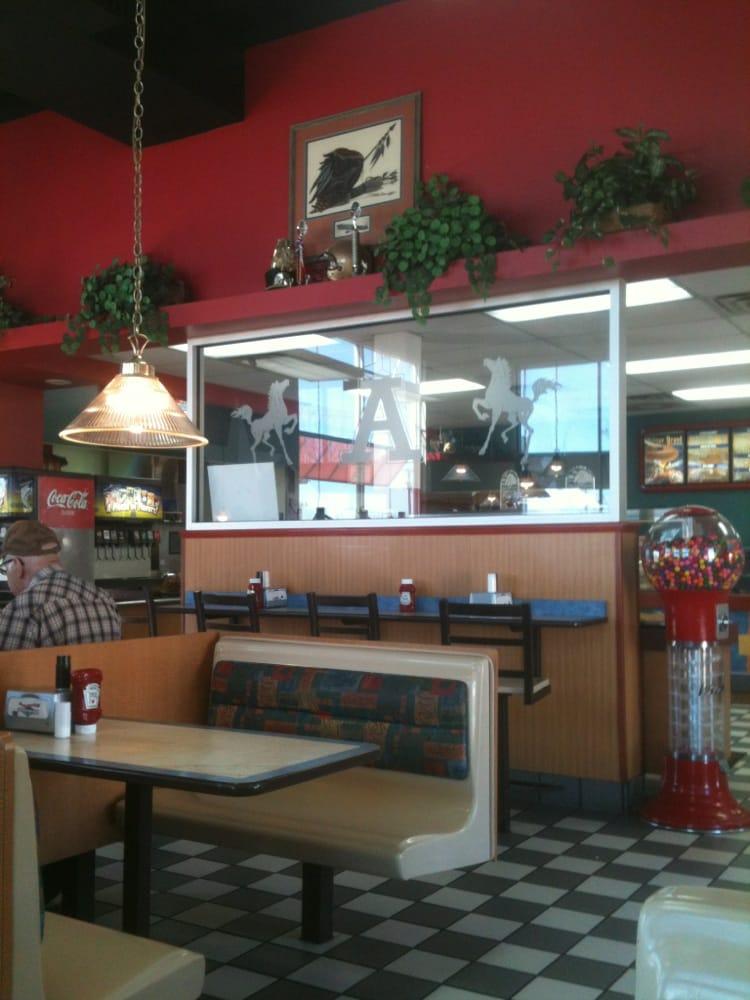 Taco Villa: 1107 N Main St, Andrews, TX
