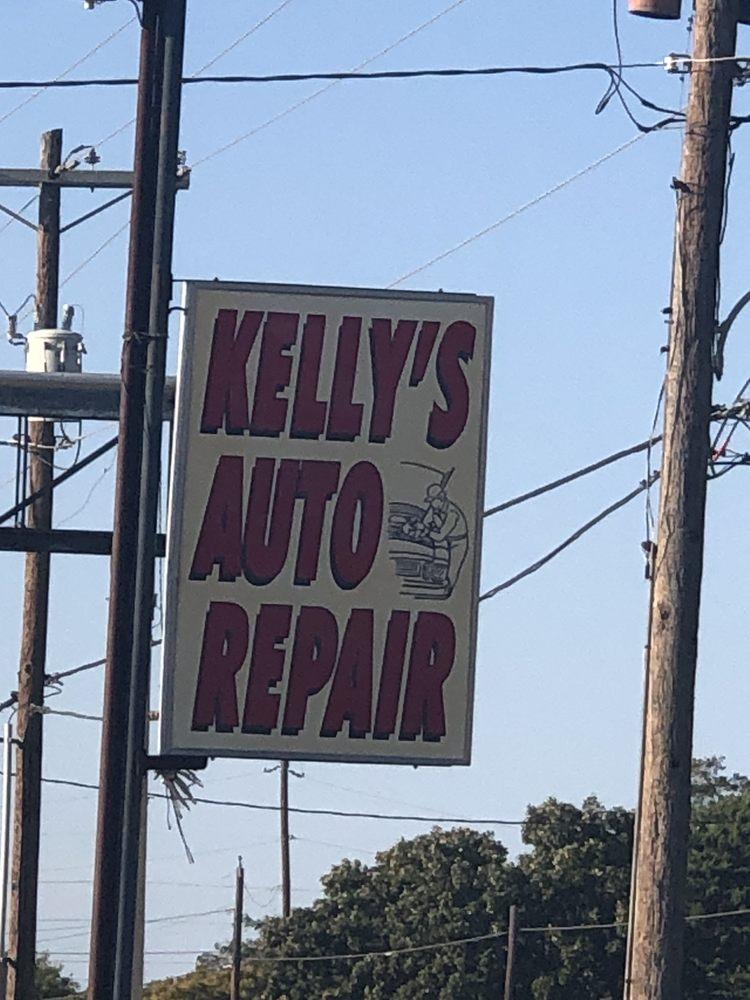 Kelly's Auto Repair: 3217 N. Chadbourne St., San Angelo, TX