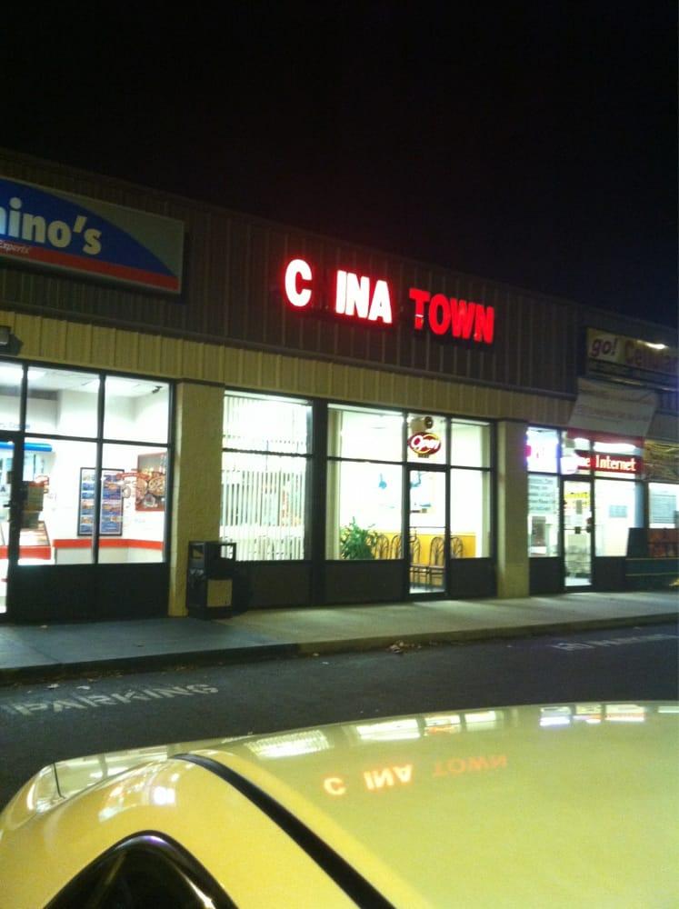 China Town: 1160 Magnolia St, Orangeburg, SC