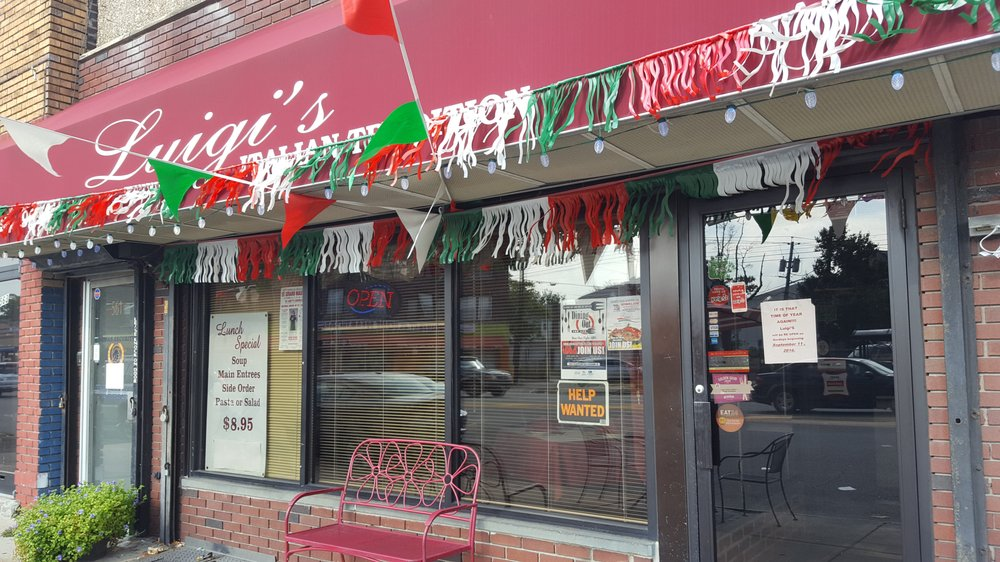 Italian Restaurants On Bloomfield Ave Nj