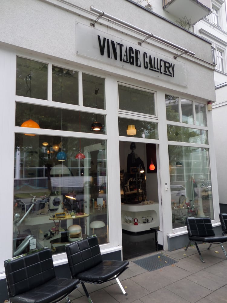 Vintage Gallery - Furniture Stores - Karolinenstr. 27 - Hamburg ...