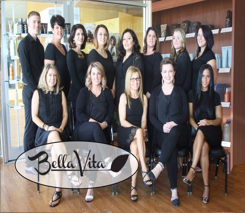 Bella Vita Salon: 123 Sanford Farms Shopping Ctr, Amsterdam, NY