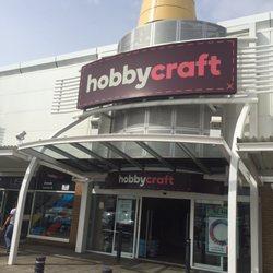 Hobby Craft Shop Fort Kinnaird Edinburgh